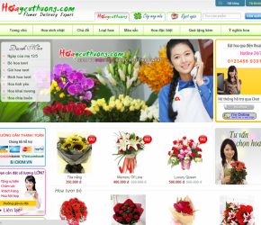 Hoa Yêu Thương mô hình thành công từ Google Display Network